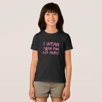 Roze voor Mijn Overhemd van de Voorlichting van T Shirt