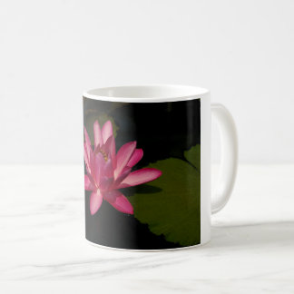 Roze Waterlily Koffiemok