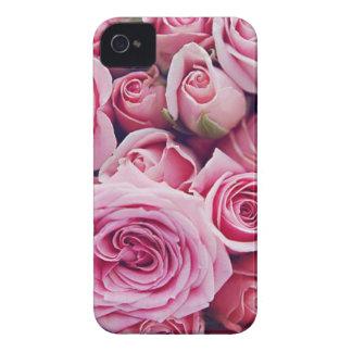rozen iPhone 4 hoesje