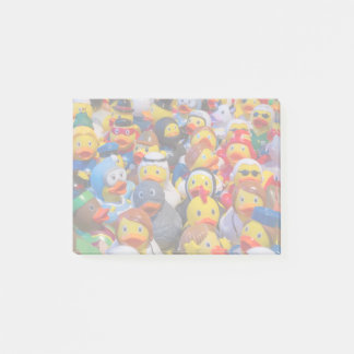 Rubber Parade Ducky Post-it® Notes