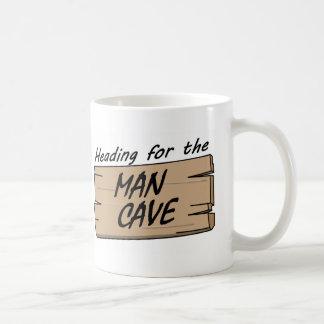 Rubriek voor het Hol van het Man Koffiemok