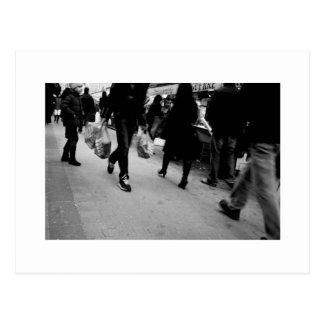Rue Daguerre Paris 14eme Hulde aan Agnes Varda 4 Briefkaart