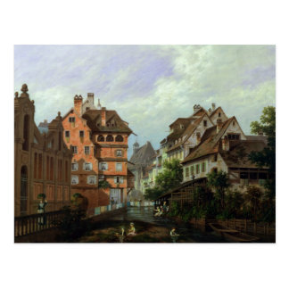 Rue des Tanneurs, Colmar, 1875 Briefkaart