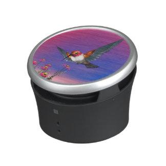 Rufous 3D kolibrie - geef terug Bluetooth Luidspreker
