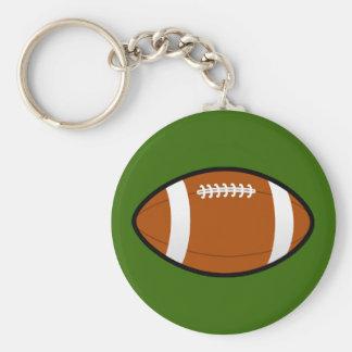 Rugby_ball Keychain Sleutelhanger
