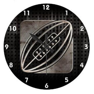 Rugby; Koele Zwarte Grote Klok