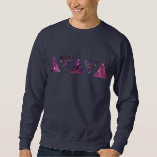 Ruimte Driehoeken (Sweatshirt) Trui