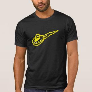 ruimte het ontwerp geek overhemd van de t shirt