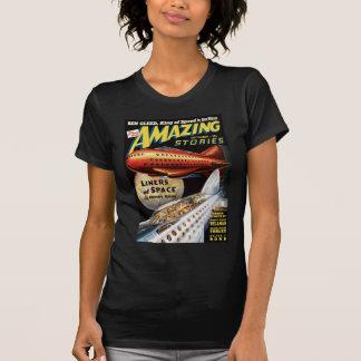 Ruimte Voeringen T Shirt