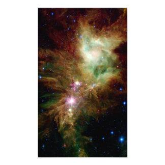 RuimteNASA van de Cluster van de Ster van de sneeu Fotoprints