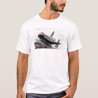 ruimtependel t shirt