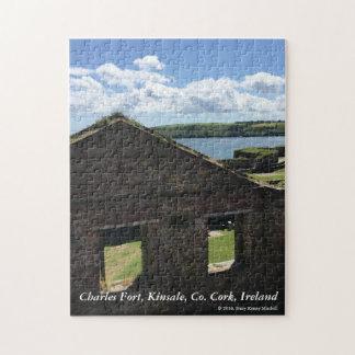 Ruïnes in Charles Fort, Kinsale, Cork van Co., Legpuzzel