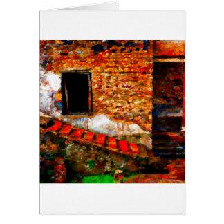 Ruïnes in Pompei Italië Briefkaarten 0