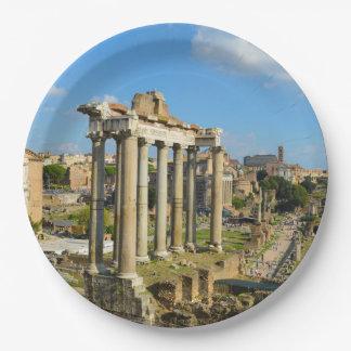 Ruïnes in Rome Papieren Bordjes