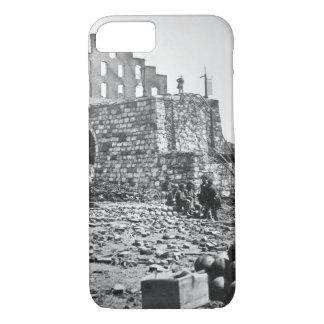 Ruïnes van Arsenaal, Richmond. April 1865. iPhone 7 Hoesje