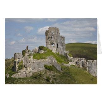 Ruïnes van Kasteel Corfe, dichtbij Wareham, Briefkaarten 0