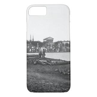 Ruïnes van Richmond. April 1865. Kapitein Andrew iPhone 7 Hoesje