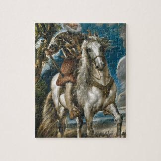 Ruiter Portret van de Hertog van Lerma - Rubens Puzzels