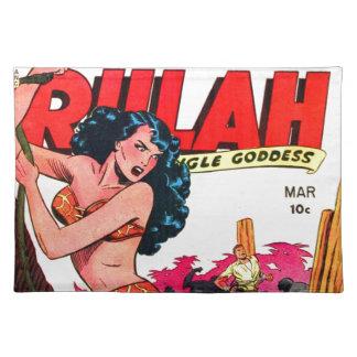 Rulah en de Grote Aap Placemat