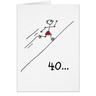 runnerman briefkaarten 0