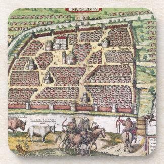 RUSLAND: MOSKOU, 1591 BIER ONDERZETTER