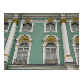 Rusland, St. Petersburg, de Kluis (aka 6 Briefkaart
