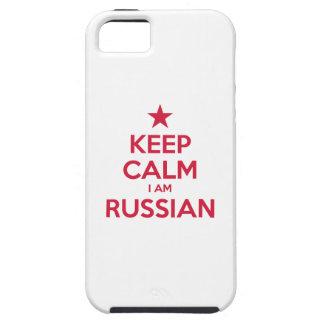 RUSLAND TOUGH iPhone 5 HOESJE