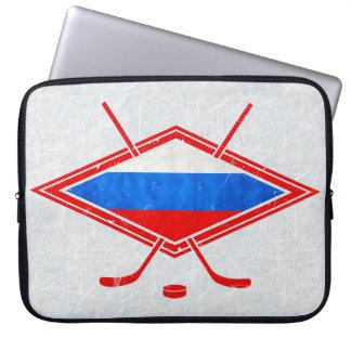 Russisch Laptop van het Ijshockey Sleeve