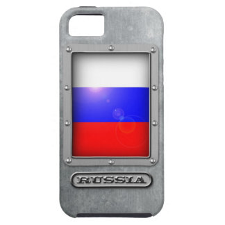 Russisch Staal Tough iPhone 5 Hoesje