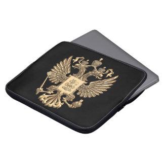 Russisch Wapenschild Computer Sleeve