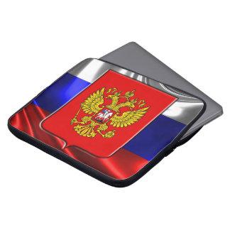 Russisch Wapenschild Laptop Sleeve