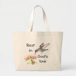 Rust in de liefdeCanvas tas van de God