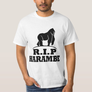 RUST IN VREDE HARAMBE T SHIRT