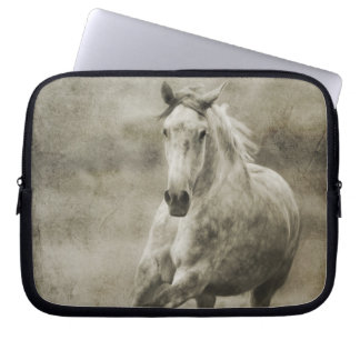 Rustiek Galopperend $c-andalusisch Paard Laptop Sleeve