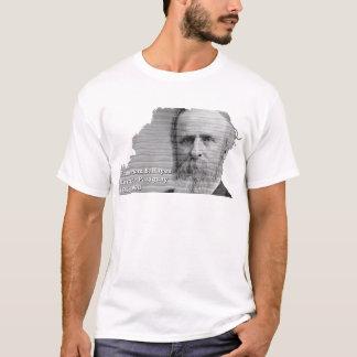 Rutherford B Hayes, Held van de T-shirt van