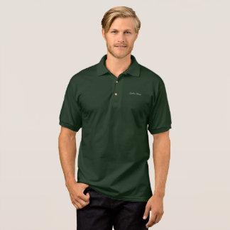 Ryan Voerman draag - het Groene Overhemd van het Polo