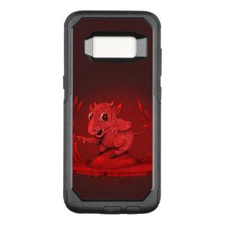 S8 Cs BIDI KWAAD VREEMD SamsungGalaxy OtterBox Commuter Samsung Galaxy S8 Hoesje