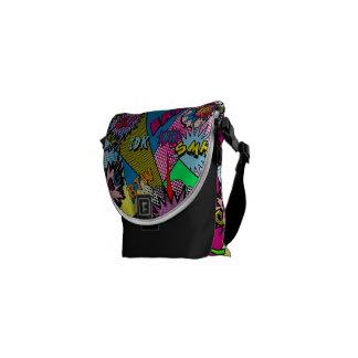 S.K. SuperGirls Messenger Bag