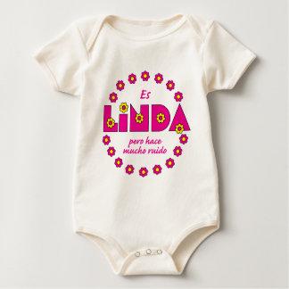 S Linda, pero Baby Shirt