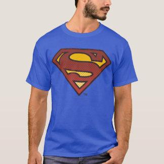 S-Schild   van de superman het Langzaam verdwenen T Shirt