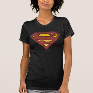 S-Schild | van de superman het Langzaam verdwenen T Shirt