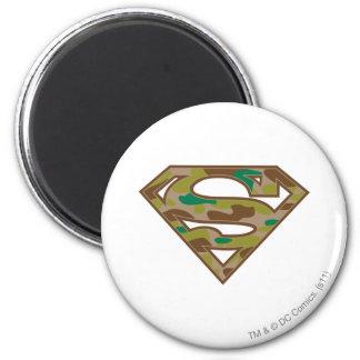S-Schild   van de superman het Logo van de Ronde Magneet 5,7 Cm