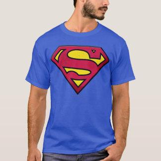 S-Schild   van de superman het Logo van het Vuil T Shirt
