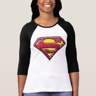 S-Schild | van de superman het Logo van Krassen T Shirt