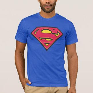 S-Schild | van de superman Klassiek Logo T Shirt