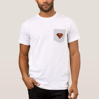 S-Schild | van de superman Logo Grunge T Shirts
