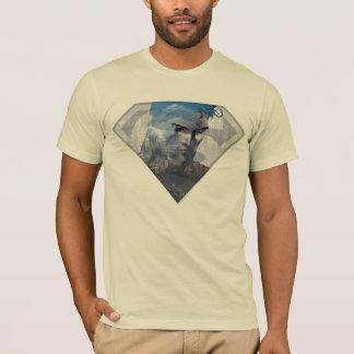 S-Schild   van de superman Superman in s-Schild T Shirt