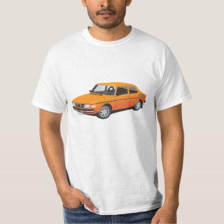 SAAB 99 sinaasappel T Shirt
