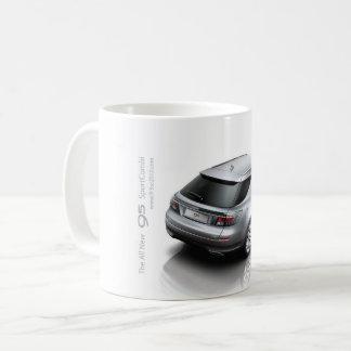 Saab 9-5 NG Coffee Mug Koffiemok