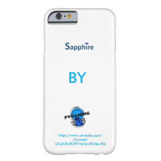 Saffier door PVGAMING iPhone6/6s hoesje